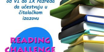 KONAČNA RANG LISTA - Čitalački izazov 5+