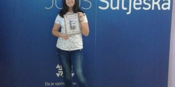 Na literarnom konkursu SUBNOR-a pohvaljena Ksenija Radović