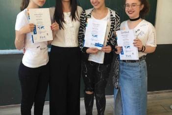 Saradnja sa Humboldt Gesellschaft kroz polaganje ispita iz njemačkog jezika