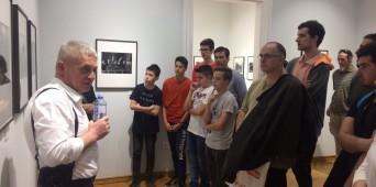 Posjeta izložbe fotografija Ericha Solomona i Barbare Klemm