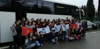 Učenice za odlične rezultate u Bemax ligi nagrađene putovanjem u Bugarsku
