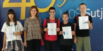 Uručene međunarodno priznate jezičke diplome našim učenicima