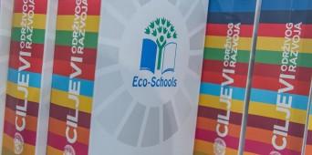 Zelena zastava i status međunarodne Eko-škole