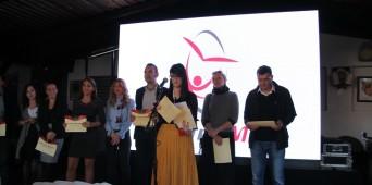 Direktoru  mr Vesku Gagoviću  je u ime škole uručena zahvalnica  za doprinos u realizaciji projekta Servisno učenje