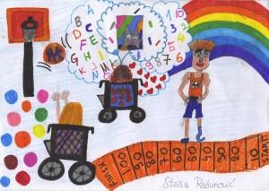 Globalna umjetnička kampanja UN-a , Draw disibility